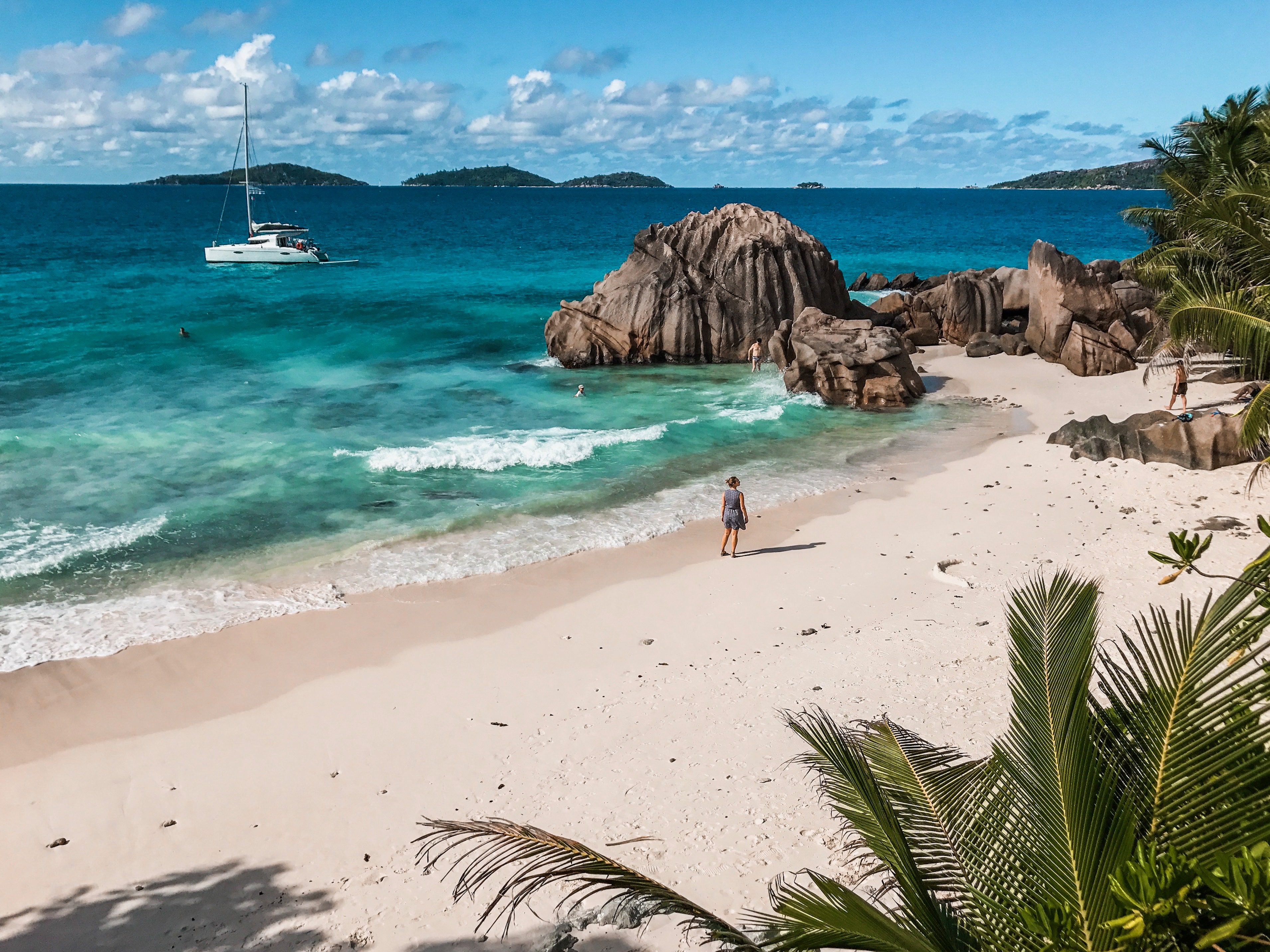 Hotels In La Digue Seychelles